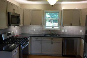 Kitchen lighting Morrisville Vermont